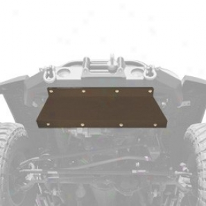 Lod Shorty Bolt-on Skid Plate, Texture Black