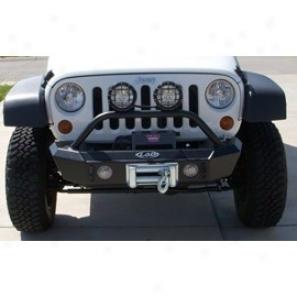 Lod Shoty Front Bumper, Texture Black
