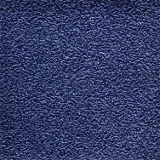 Medium Blue Molded Vinyl Flooring