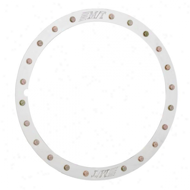 Mickey Thompson, Classic Lock Ring, Polished (single)