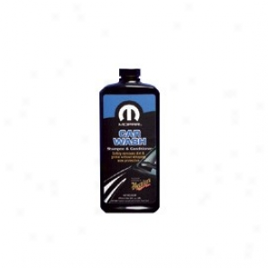 Mopar Car Wash Concentrate, 16 Oz. Flip Top Bottle