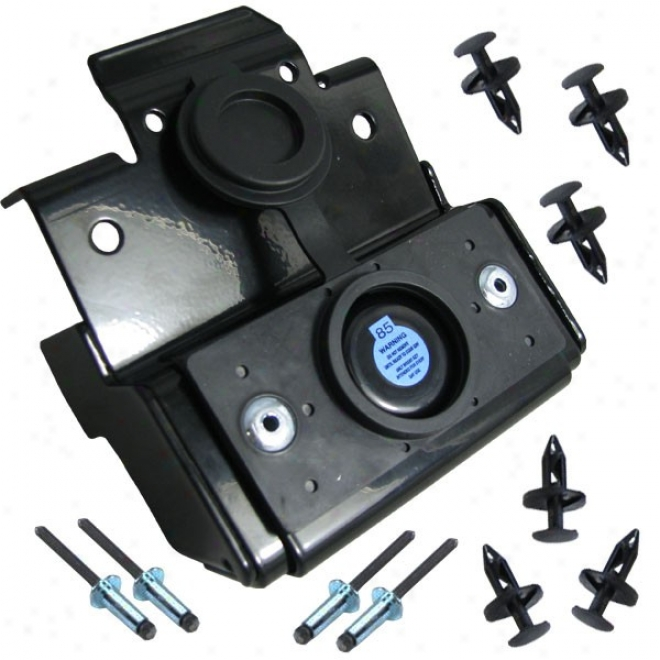 Mopar Hood Lock Kit - Codes To Manu~ Key
