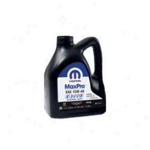 Mopar Sae 15w-40 Engine Oil, 1 Gallon Bottle