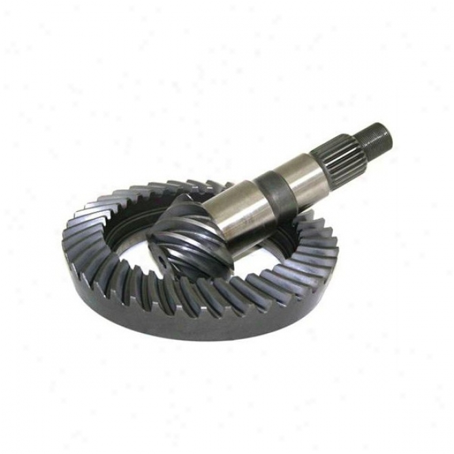 Motive Gear, Ring & Pinion Set, Front Dana 30, 4.88 Ratio
