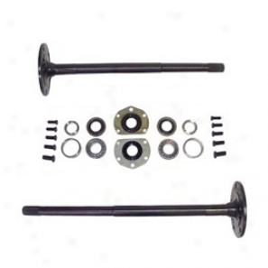 One Piece Rear Axle Kit (left & Right)