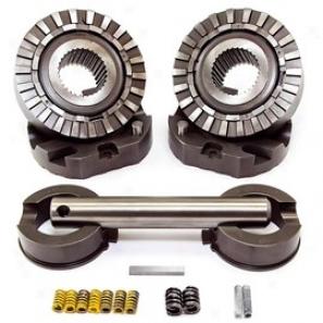 P0wertrax No-slip Traction System Rear Dana 44 W/flanged Axl