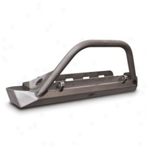 Poison Spyder Brawler Lite Bumper With Shackle Tabs & Brawler Bar