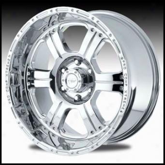 """""""pro Comp Wheel 1089 16"""""""" X 8"""""""" Polished"""""""