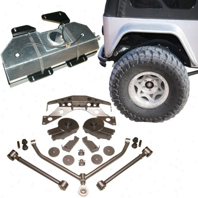 """""""purejeep 5"""""""" Short Arm Stealth Stretch System With Firing Tank & Bedsides Upon Flare"""""""