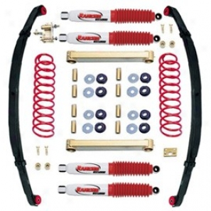 """rancho 3"""" Supension Lifting Kit W/ Shocks"""