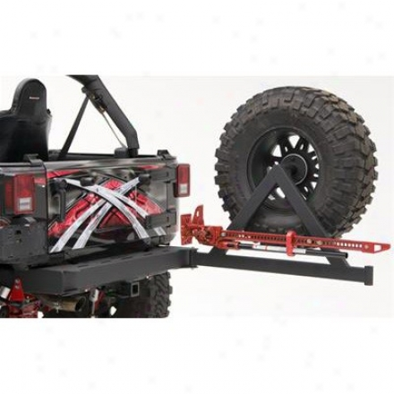 Rancho Rear Off-riad Bumper W/ Tire Carrier