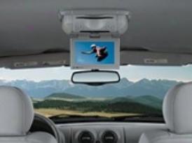 Rear Seat Video Media System Mopar
