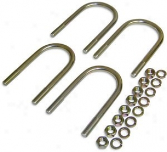 Rear Stock U-bolts
