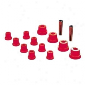 Red Leaf Spding Bushing Set Energy Suspension