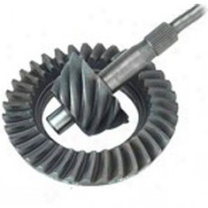 Ring & Pinion Kit Front 3.54 And 3.55 Ratio