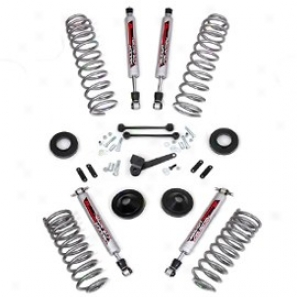 """Tart Country 3.Z5"""" Suspension Lift Kit W/ Performance Shocks"""