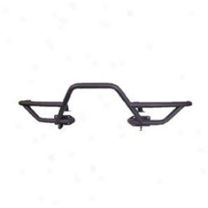 """""""rrc Mount, 2.5"""" """"Tube, Textured Black For Xhd Bumper By Rugged Ridge"""""""