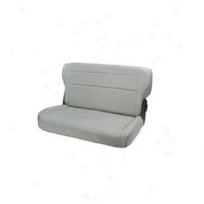 Rugged Ridge Fold & Tumble Rwar Seat Grey
