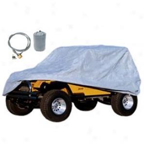 Rugged Ridge Jeep Cover Kit, Full