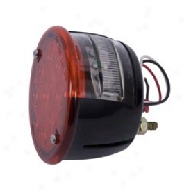 Rugged Ridge Led Tail Light Assembly Left Side