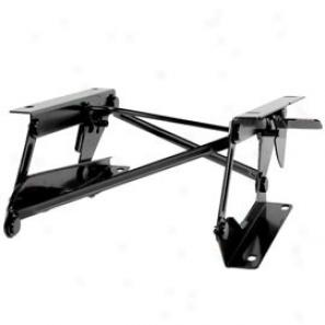 Rugged Ridge Seat Riser Fold Foward Driver Side