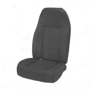 Rugged Ridge Standard Front Bucket Seat Black