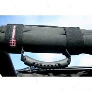 Safari Straps Grab Handles, Set Of 3 (front, Rear, Headrest)