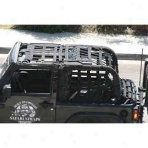 Safari Straps Wsrrior Long Cage Set Extended - 2 Door