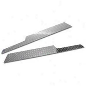 Side Plates W/lip No Cutouts Diamond Plate Soldier