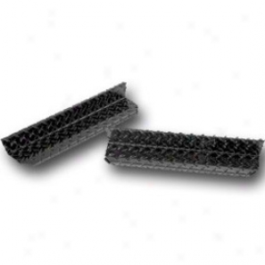 Side Step Warrior Running Board, Pair, Black Diamond Platte