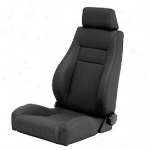 Smittybilt Contour Sport Seat In the opinion of Recliner Black Vinyl