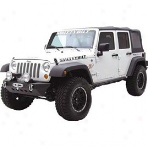 Smittybilt Src Classic Front Bumper With Winch Mount & No D-rings