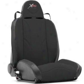 Smittybilt Xrc Suspension Seat Black/black Paqsenger
