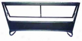 Steel Windshield Frame Inner & Outer ( None Willys Jeep Logo)
