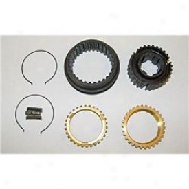 Synchronizer Assembly 2nd & 3rd (includes Blocking Rings)