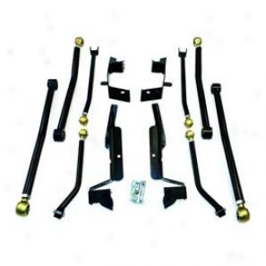 Teraflex Long Arm Upgrade Kit (arms, Brackets & Hardware), Elite Lcg