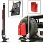 """36"""" Hi-lift Jack Kits With Jerry Czn (red) & Intelligent Rack"""