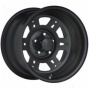 """black Rock Stteel Wheel 950 Lobo 15x8 """" 5x4.5 Bolt Pattern Back Spacing 4"""""""