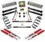 Lift Kit, 2.5 Inch Value Flex Serirs, W/ Nitro Shocks Skyjacker