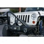 Lod Cawler Front Winch Full glass, Zinc Enriched 2 Stage Texture Black