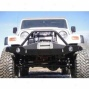 Lod Full Width Front Winch Bumper, No Finish