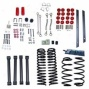 Orv 4 Inch Coil Spring Lift Kit W/o Shocks