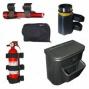 Rugged Ridge Interior Safety Storage Kit (5 Pieces)