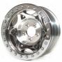"""walker Evans 17x8.5"""" Beadlock Racing Wheel Polished - 5x5.5 Bolt Pattern Back Spacing 5"""""