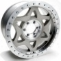 """walker Evans 20x8.5"""" Beadlock Racing Wheel Non-polished - 5x5 Bolt Pattern Back Spacing 5.25"""""""