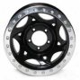 """walker Evans 20x8.5"""" Street Racing Wheel Polished Black - 5x4.5 Bolt Pattern Back Spacung 5 1/2"""""""