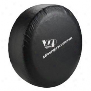 Tire Cover Lp Logo Black Vinyl