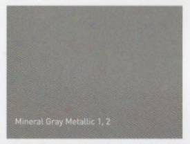 Touch Up Paint Tube Mineral Gray Metallic Clear Coat