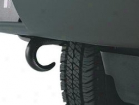 Tow Sickle, Front Black Pair