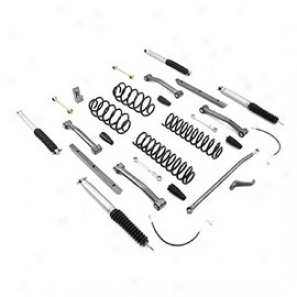 """trailmaster Suspension 4"""" Lift Kit W/ Ssv Shocks"""